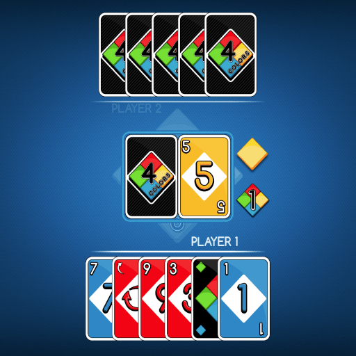 Four Colors Card Game